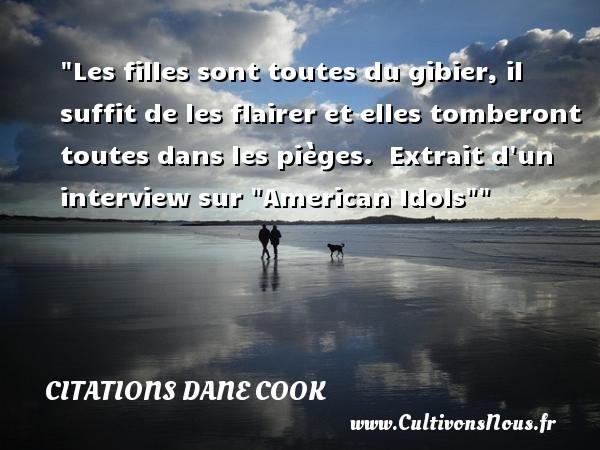 citations dane cook