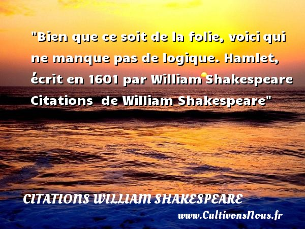 Citaten Shakespeare Hamlet : Citation shakespeare hamlet