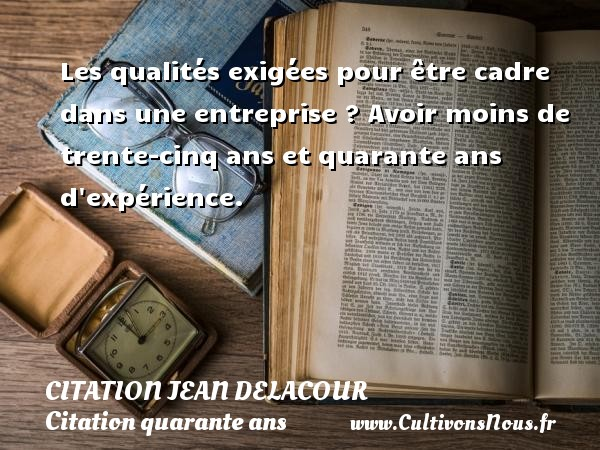 citation jean delacour cultivons nous
