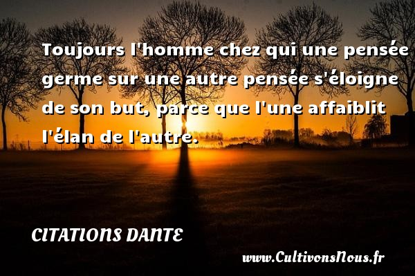Citation Dante Les Citations De Dante Cultivonsnous Fr