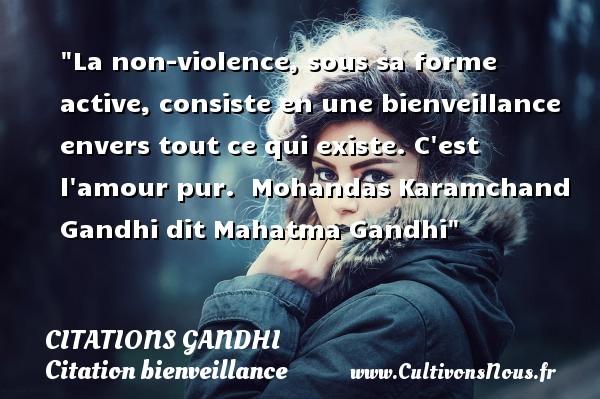 Citation gandhi les citations de gandhi for La paix interieur