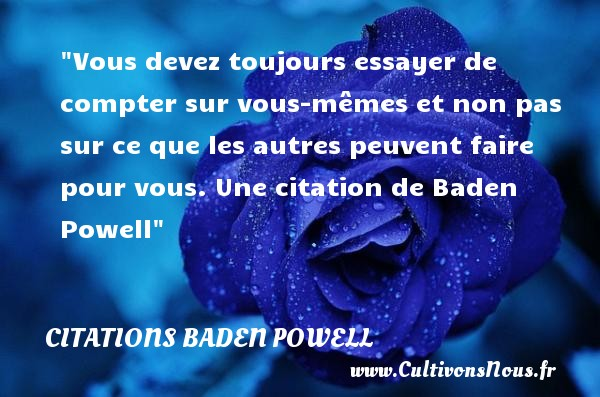 citation sur essayer