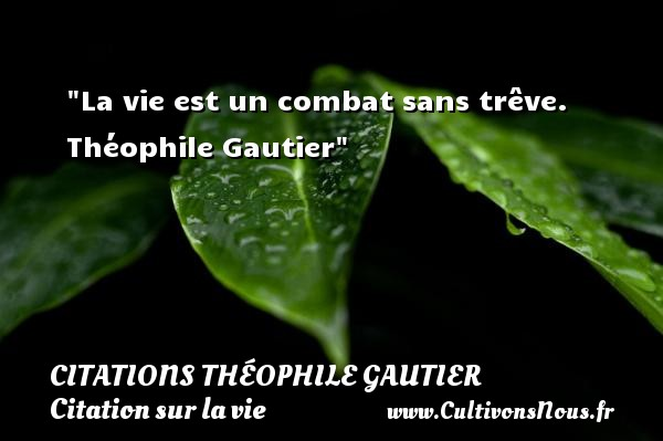 Citation De La Vie Est Un Combat Killopps