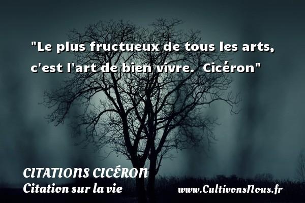 Citation Ciceron Les Citations De Ciceron Cultivonsnous Fr