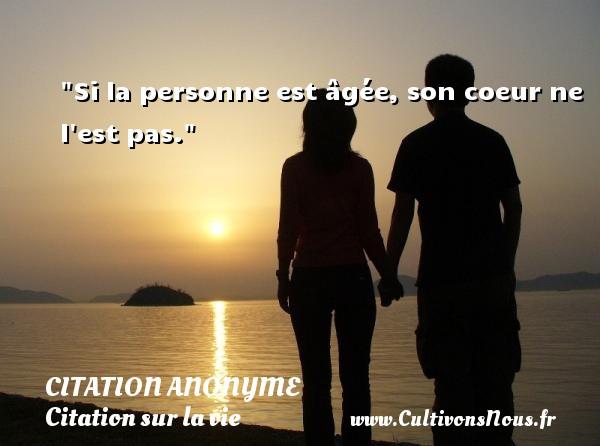 Citation Anonyme Les Citations Anonymes Cultivonsnous Fr