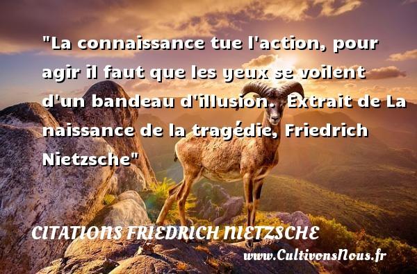 Citation Nietzsche Ainsi Parlait Zarathoustra : Citation friedrich nietzsche les citations de friedrich