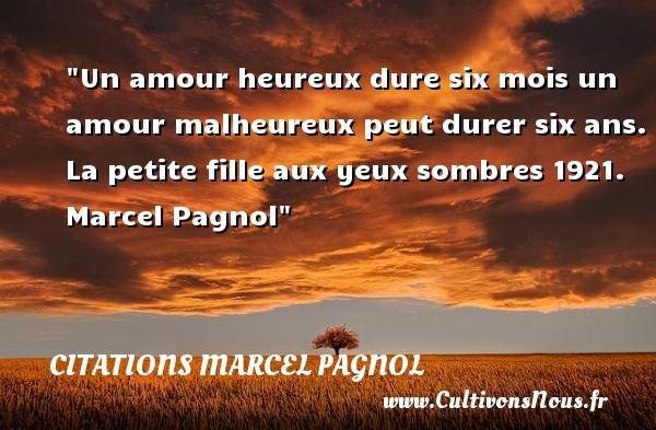 Citation Marcel Pagnol Les Citations De Marcel Pagnol