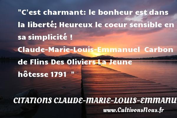 Favori Citation bonheur : Les citations sur le bonheur - Cultivonsnous.fr IQ42