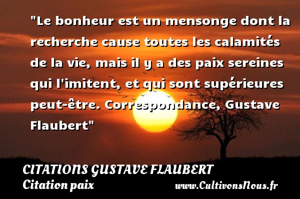 Citation Gustave Flaubert Les Citations De Gustave