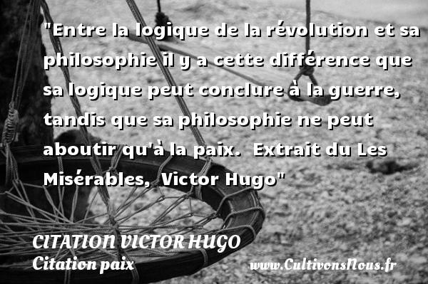 Citation Victor Hugo Les Citations De Victor Hugo