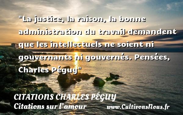 Citation charles p guy les citations de charles p guy - Citation sur la justice ...