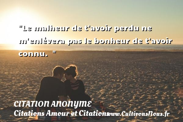 Fabulous Citation amour citation : Les citations amour citations  WS28