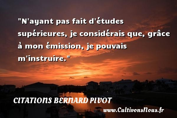 citation-etudes