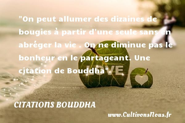 citation-bougie