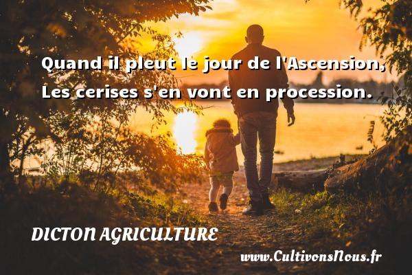 Dicton agriculture page 22 sur 106 cultivons nous - Jour de l ascension 2017 ...