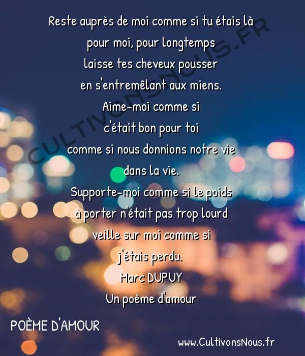Trop Poème Damour Cultivons Nous