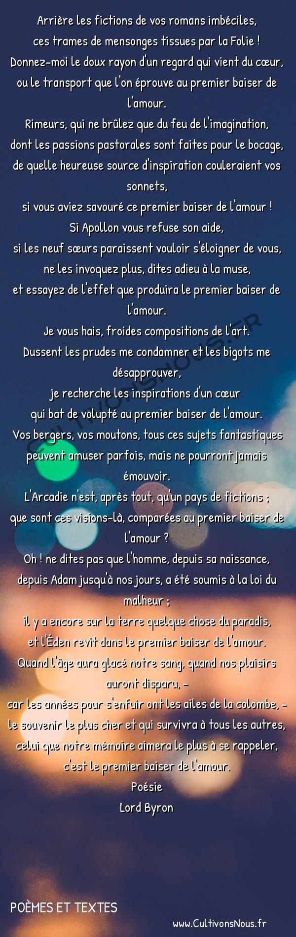 Le Premier Baiser De Lamour Poèmes Et Textes Cultivons Nous