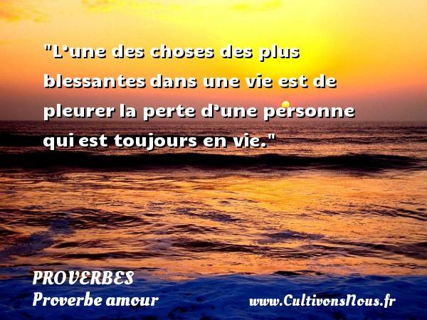 Très Proverbe amour : Les proverbes sur l'amour - Cultivonsnous.fr YX62