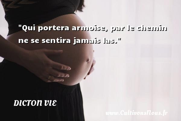 dicton vie