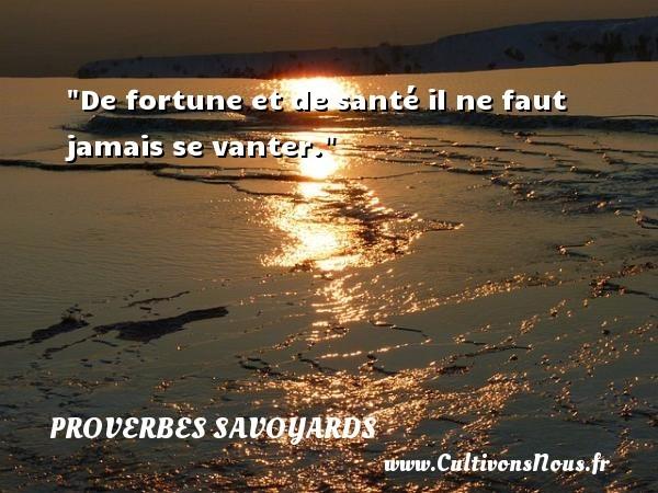proverbe-sante