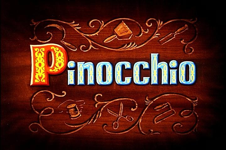 Pinocchio, un conte pour enfants