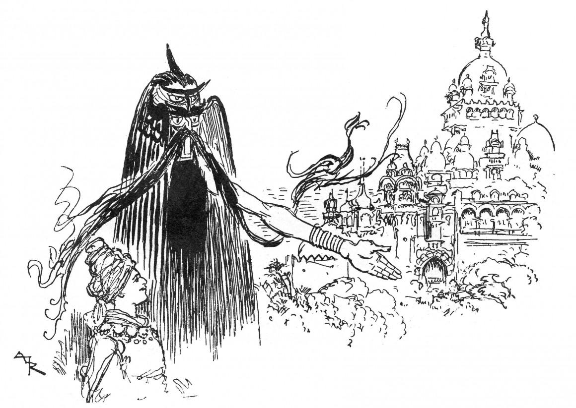 Aladin, un conte pour enfants