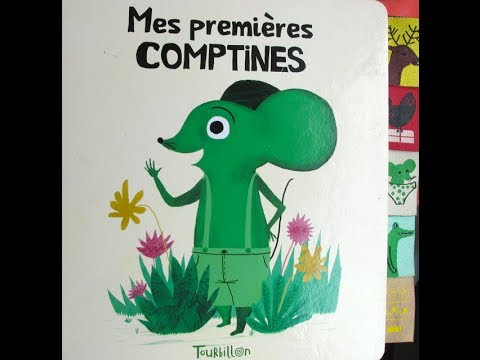 Une souris verte, un conte pour enfants
