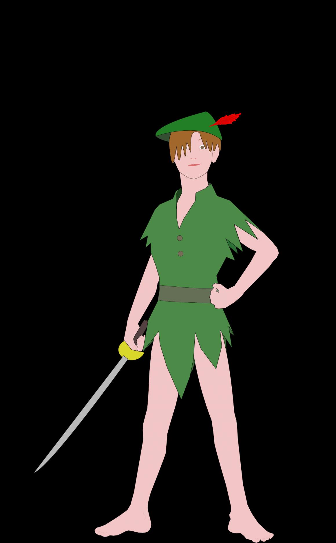 Peter Pan, un conte de Zahreddine