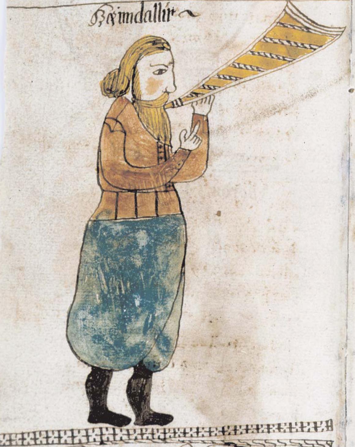 Heimdallr, un conte de Raymonde Verney