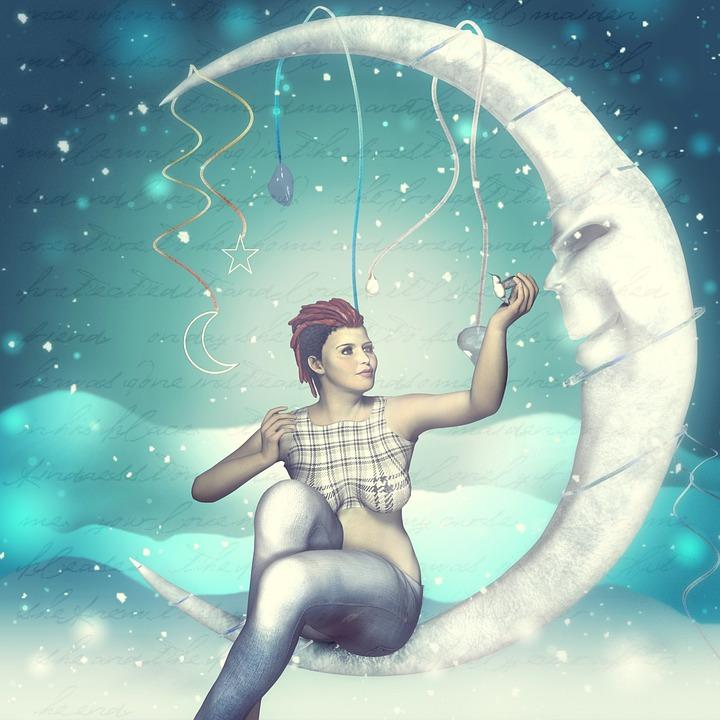 Luna, un conte de Raymonde Verney