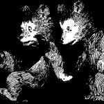 Margaux et Ariane et le jardin des capucines 2
