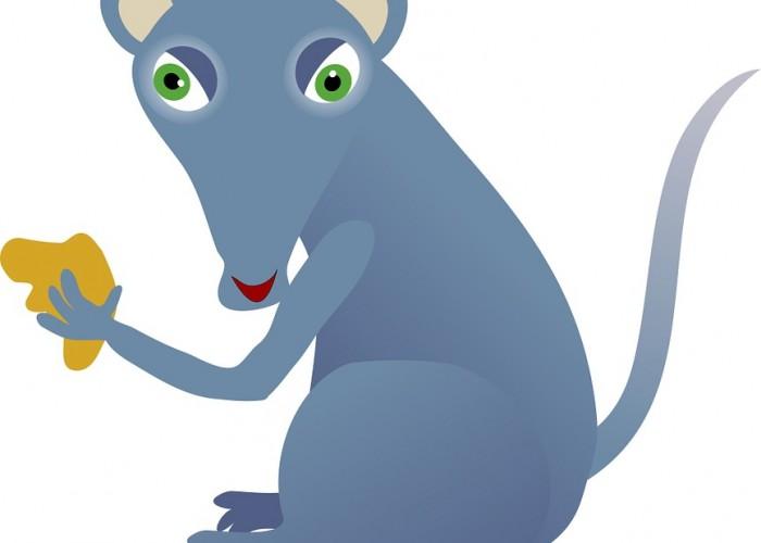 Aphia la petite souris bleue et l'anniversaire de Melusine, un conte de Raymonde Verney