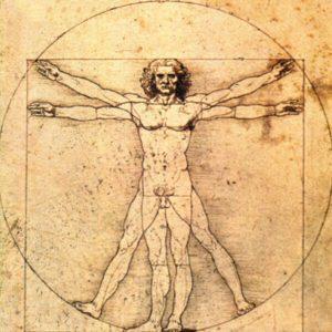 Un dessin de la main de Léonard de Vinci