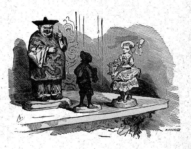 La bergère et le ramoneur, un conte de Hans Christian Andersen