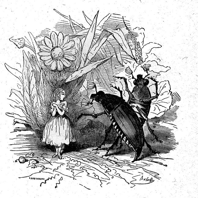 La petite poucette, un conte de de Hans Christian Andersen