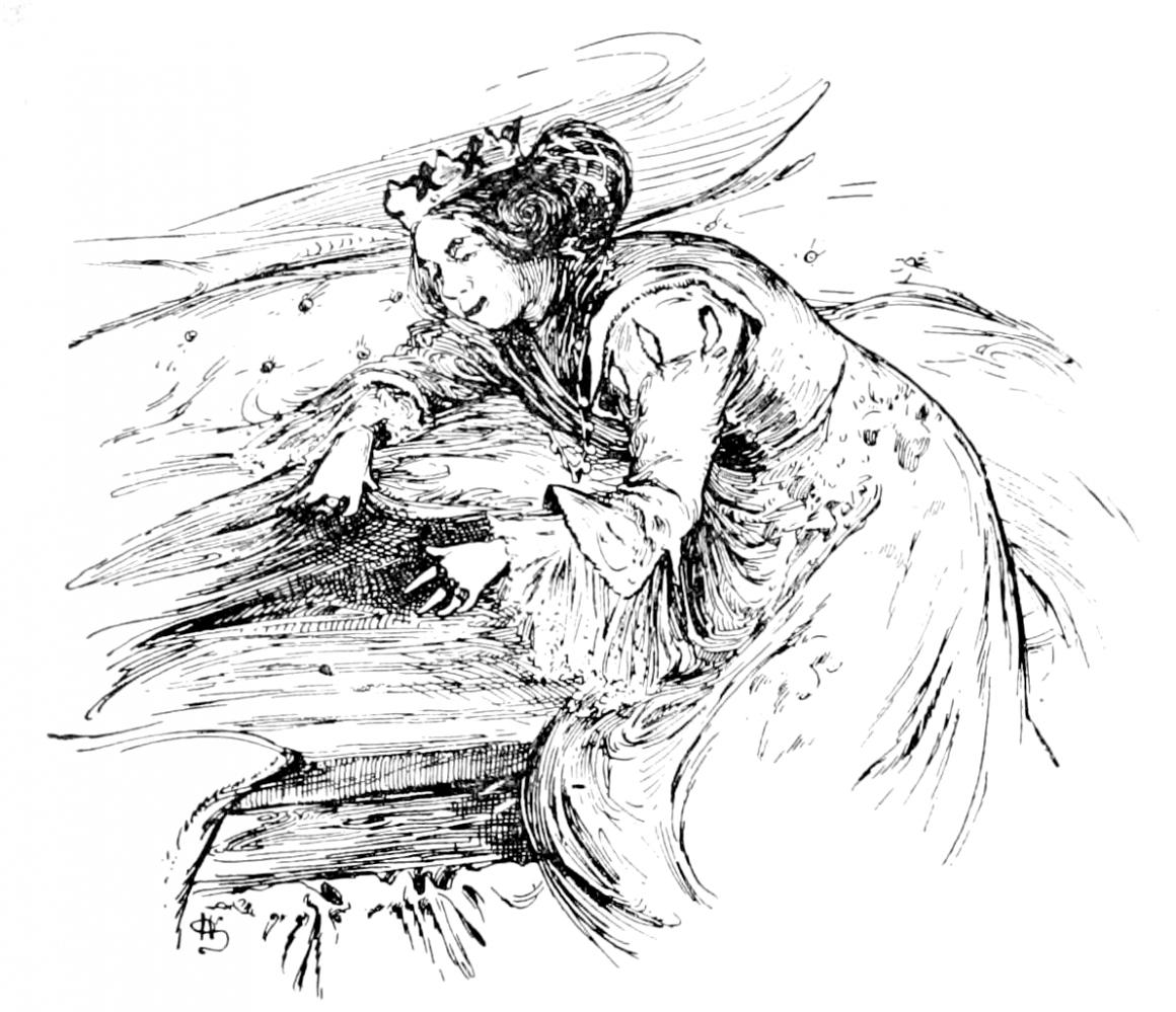 La princesse au petit pois, un conte de Hans Christian Andersen