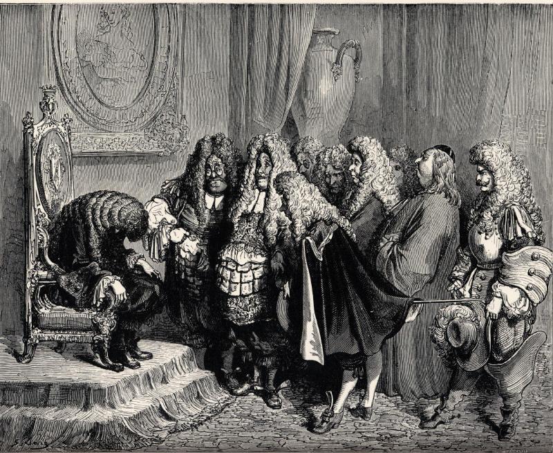 Peau d'âne, un conte de Charles Perrault