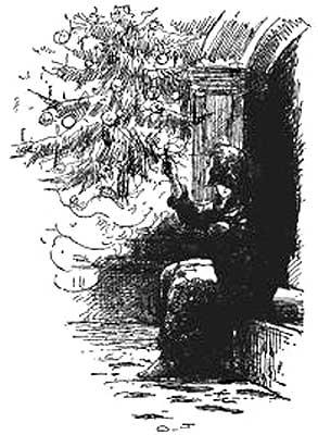 La petite fille aux allumettes, un conte de Hans Christian Andersen