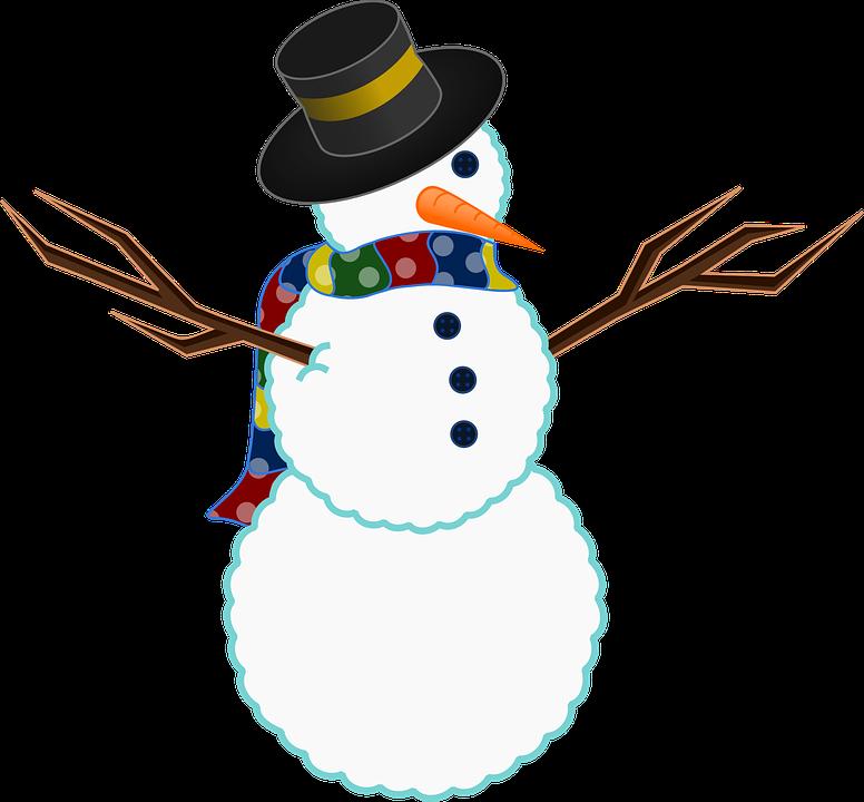Le bonhomme de neige, un conte de Hans Christian Andersen