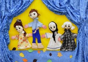Le montreur de marionnettes