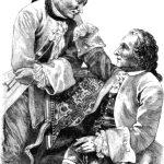 Le fidèle jean des frères Grimm
