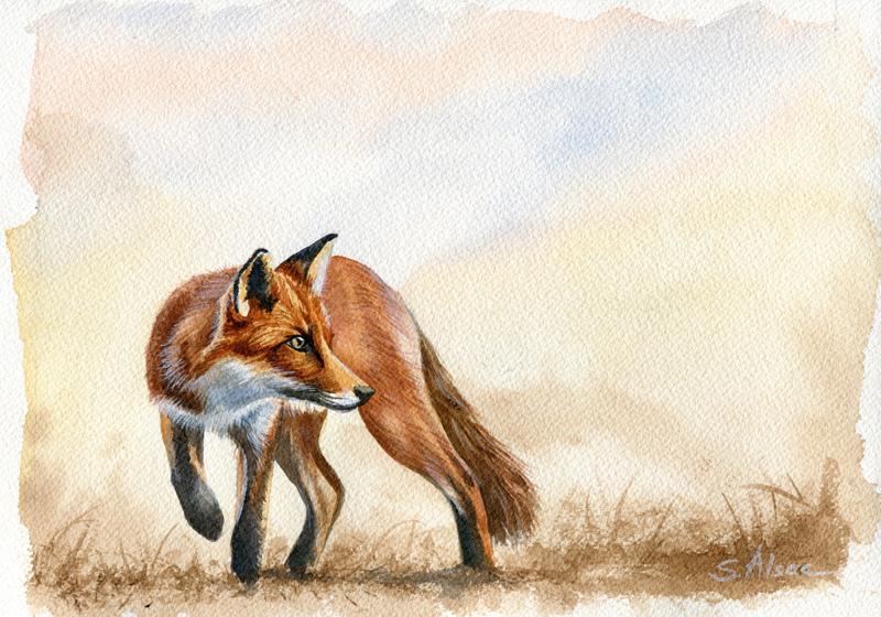 Le renard et les oies, un conte de Grimm