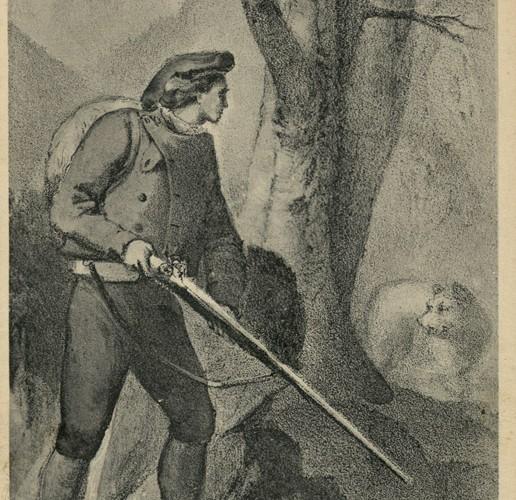 Le loup et l'homme, un conte de Grimm