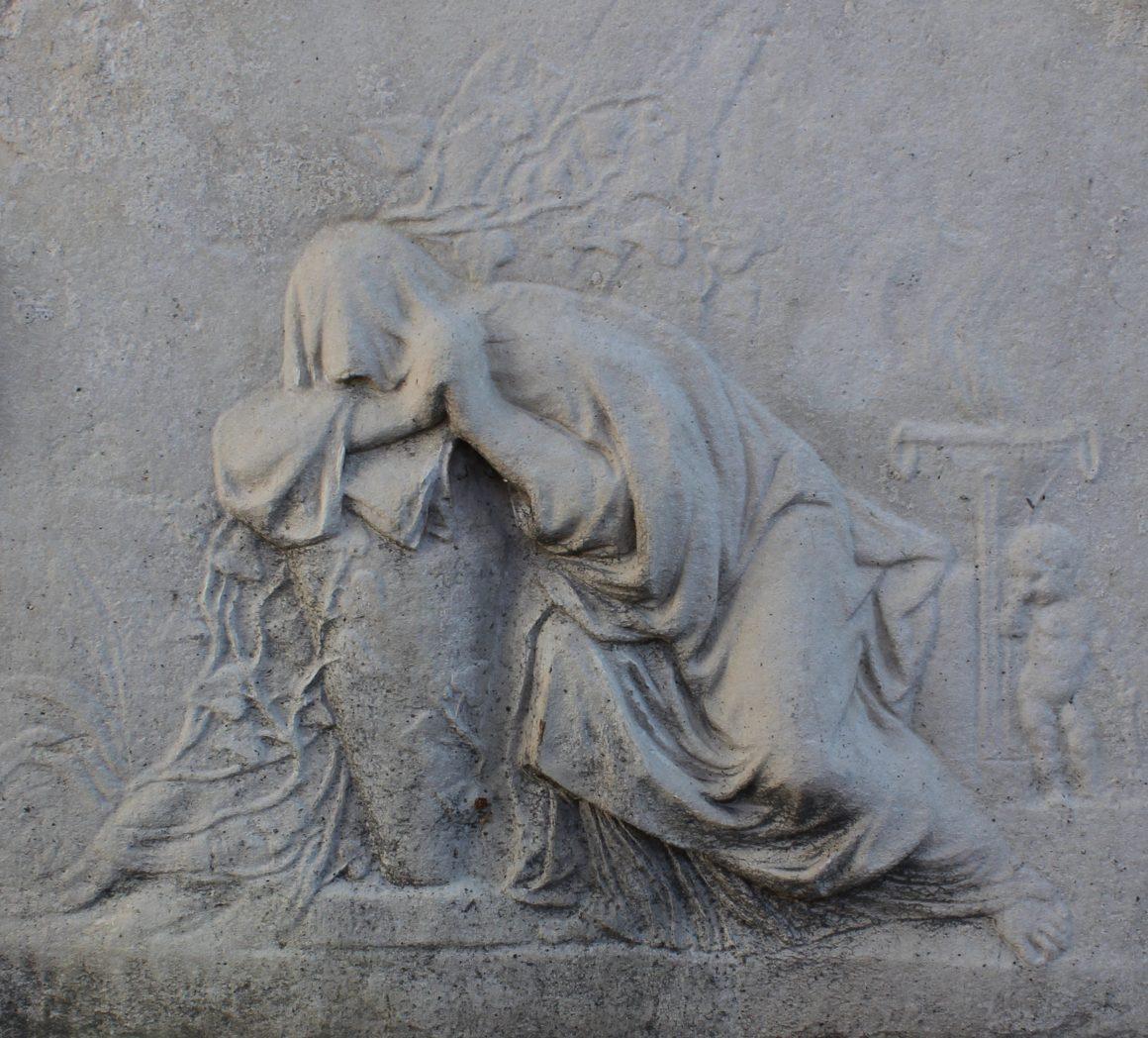 Mère en deuil