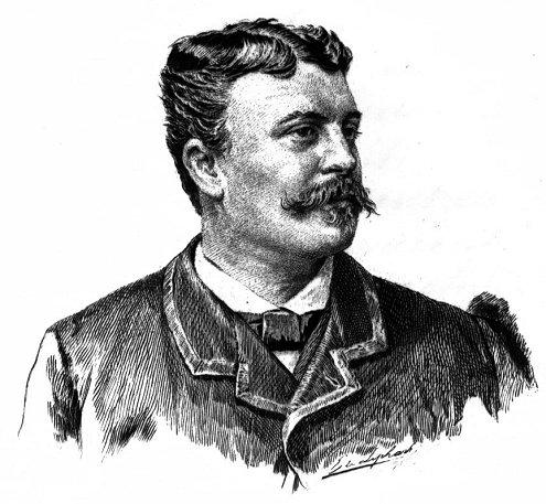 Le portrait de Guy de Maupassant
