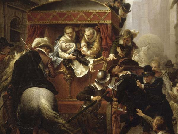 L'assassinat du roi Henri IV