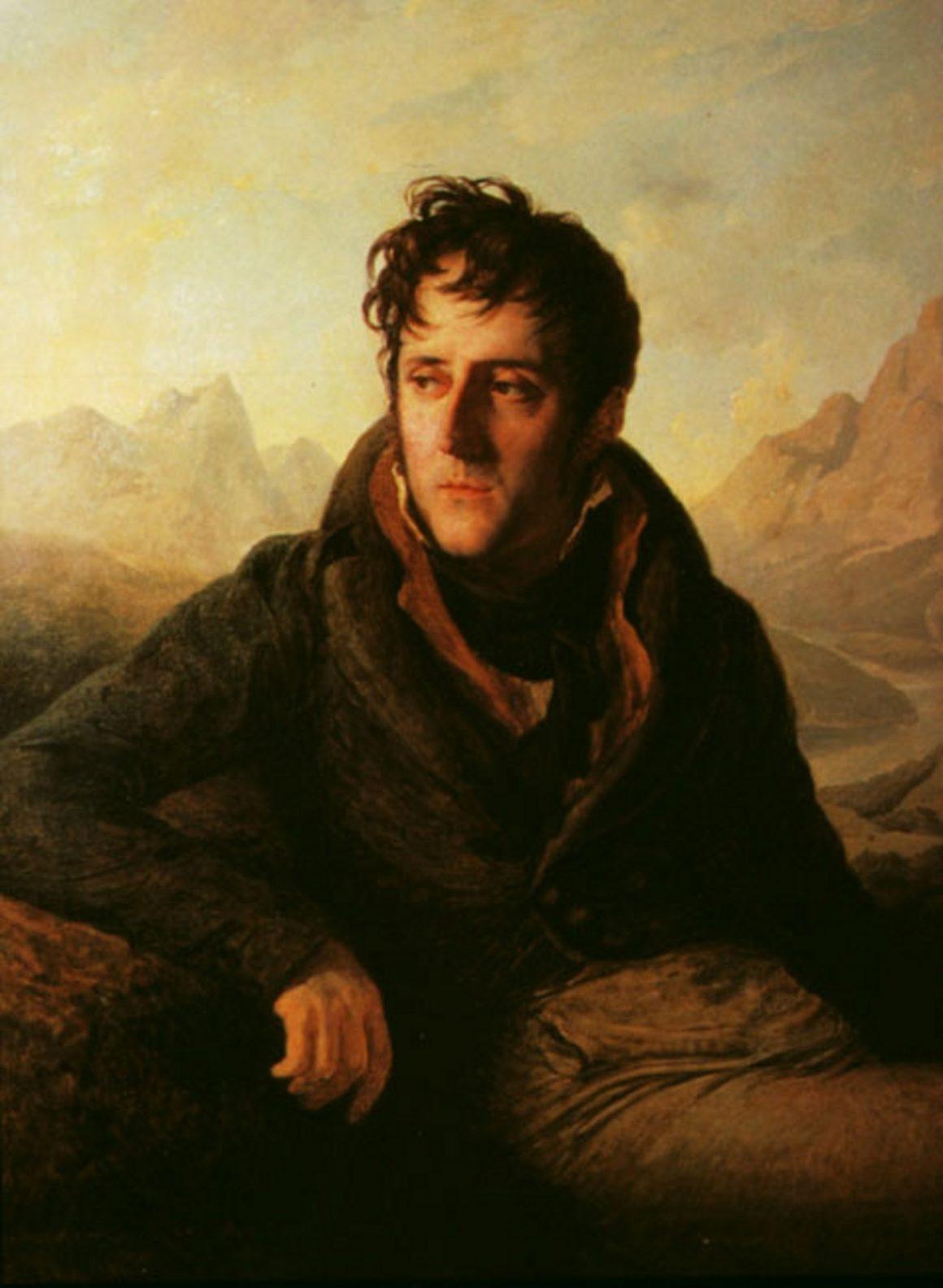 François-René, vicomte de Chateaubriand, histoire et biographie de Chauteaubriand