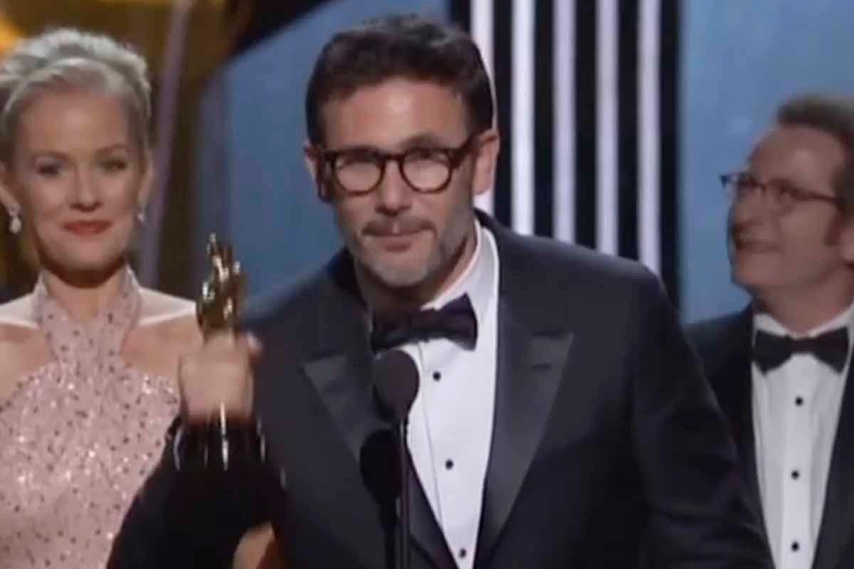 Michel Hazanavicius, The Artist