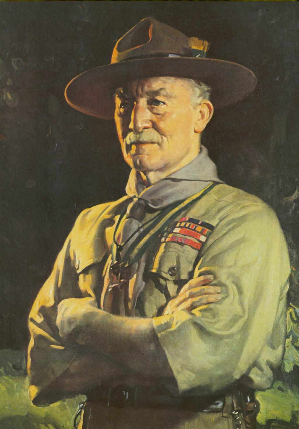 Baden Powell, scoutisme