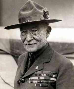 Le lieutenant Baden Powell